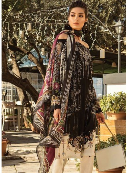 Maria B Embroidered Lawn...