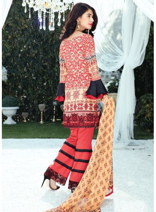 Gulaal Embroidered Lawn...