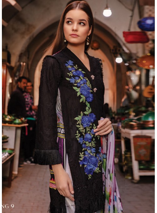Rungrez Embroidered Lawn...