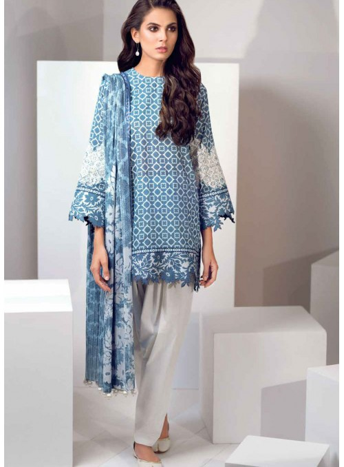 Al Karam Embroidered Lawn...